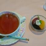パ・ド・ドゥ - 紅茶