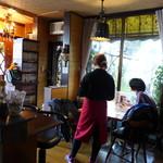118395259 - 落ち着ける、アットホームな喫茶店でランチ!