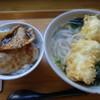 釜揚げ屋 - 料理写真:本日のランチ ¥750