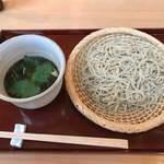 蕎食 きむら - 料理写真: