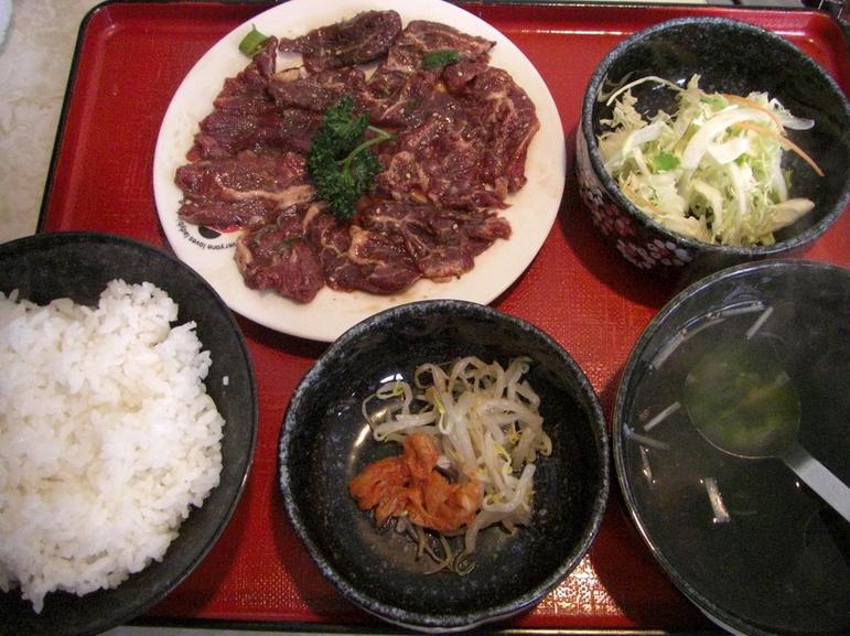 焼肉レストラン花門 name=