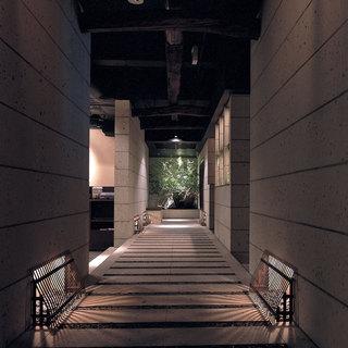都会の喧騒を忘れる落ち着いた個室空間で新和食に舌鼓を・・・
