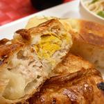 ブランジェ浅野屋 - 豚肉のミルフィーユピザ