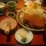 11840516 - ヒレかつ定食