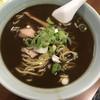 今池呑助飯店 - 料理写真:ラーメンA.伝統の油こってり濃い口
