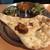 アシヤナ - 料理写真:パンジャビランチ(1,080円)(豚ロースとほうれん草のカレー&チキンと玉ねぎのカレー)ナンバージョン