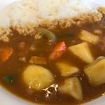 CoCo壱番屋 - 野菜カレー