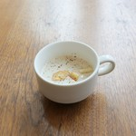 TEA HOUSE laCASA - 里芋のスープ
