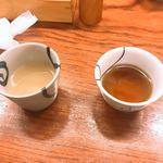 118411492 - 鶏のスープとほうじ茶