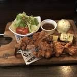 お肉と私の酒場 ハセガワ - 可愛い