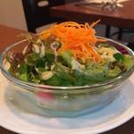 パニエ ド レギューム - サラダ選択