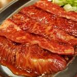 焼肉食道 しんしん - 和牛ウチハラミ