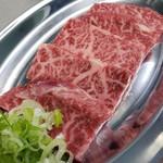 焼肉食道 しんしん - 和牛カイノミ
