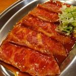 焼肉食道 しんしん - 和牛トモサンカク