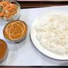 ニューエクソティカ - 料理写真:キーマカレーとマトンカレー