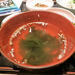 狐狸庵家庭料理 ナルゲ - スープ