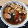 金兵衛食堂 - 料理写真:天ぷらラーメン/750円