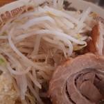 ラーメン 神豚 - 小ラーメン780円