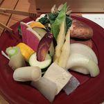 ホワイトイン高崎 スラッシュカフェ - 野菜(ぐんまのご馳走 WAZA SUKIYAKI)