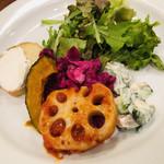 トラットリア サッサ - 料理写真: