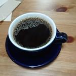 ブラウンコーヒー - ブレンドコーヒー(M400円/L450円、セットメニューなので200円税抜)