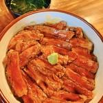 118432992 - ステーキ丼