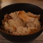 日本酒バル 蔵のや - 焼鯛の土鍋ご飯