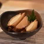 日本酒バル 蔵のや - いぶりがっこチーズ