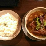 マタレー - 料理写真:【2019/10】炙り角煮