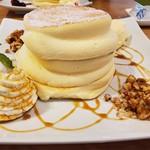 fleur - キャラメルナッツ・パンケーキ