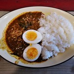 Kicchinnananisan - スパイスチキンカレー 850円