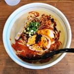濃厚鶏麺 ゆきかげ - 濃厚担々麺 850円