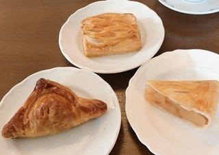 大正浪漫喫茶室 - 各店自慢のアップルパイたち