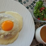 CAFE RESTAURANT VICTORIA - キーズドライカレー