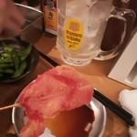 串だおれ - 紅生姜✨✨  旨し‼️