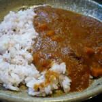 ランチとお茶の店 けんや - 野菜カレー820円