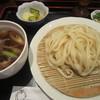 多摩うどん ぽんぽこ - 料理写真:つけ汁肉うどん・400g