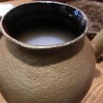 壱刻 - 蕎麦湯