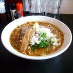麺や 高野 - カリー味噌ラーメン 中辛マニアスープ1(900円)