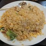 創作中華 好吃 - 料理写真:豚バラ炒飯(大)