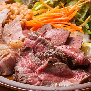 精肉店直営◎良質なお肉が愉しめる盛り合わせはいかがでしょうか