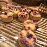 ニシカワパン - ベリーチーズ(2019.10.28)