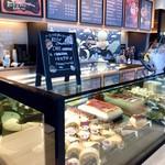 スターバックス コーヒー - 3店舗限定のケーキもあります
