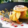 furenchipurasuchoppirinojapani-zuessensuwosoeterashikku - 料理写真:かぼちゃのムース