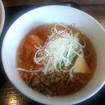 おぼや - ハーフ冷麺