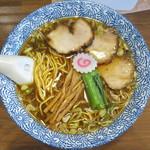 らぁめん とん平 - 料理写真:醤油らぁめん_820円
