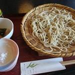 そば処 幸輪 - 料理写真:ざるそば