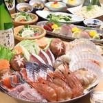 寿司 海鮮 山陰浜田港 -