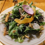 118501949 - 地野菜のサラダ