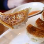 東京情熱餃子 -  肉汁餃子(5個)